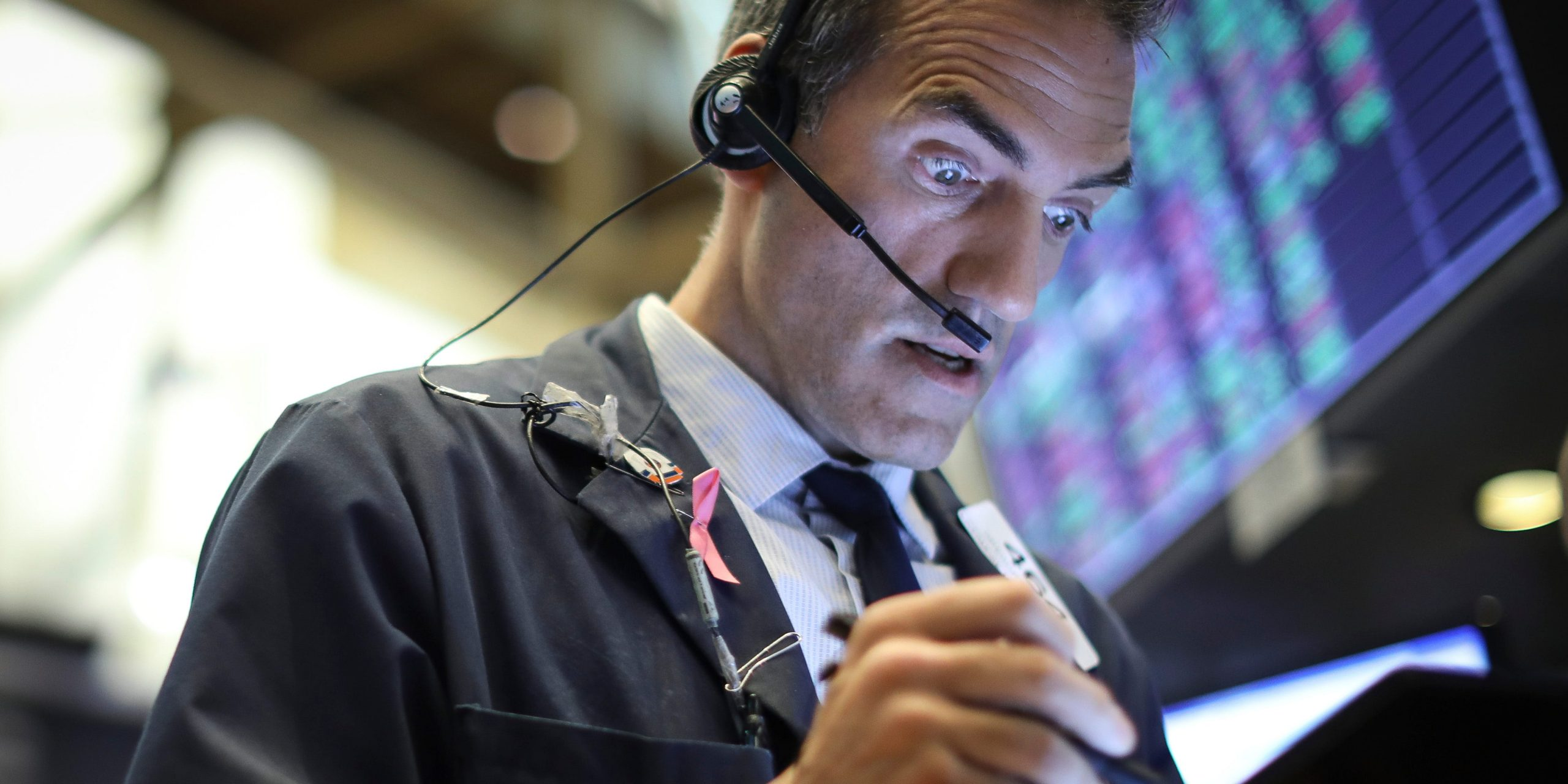 3 reasons the current stock market sell-off could be more than a normal correction, according to DataTrek