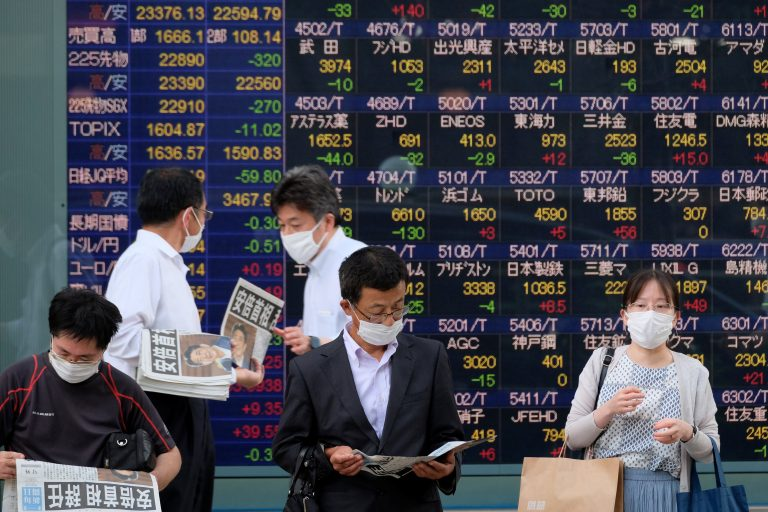 Asia-Pacific markets edge higher; China's industrial profits rise in August